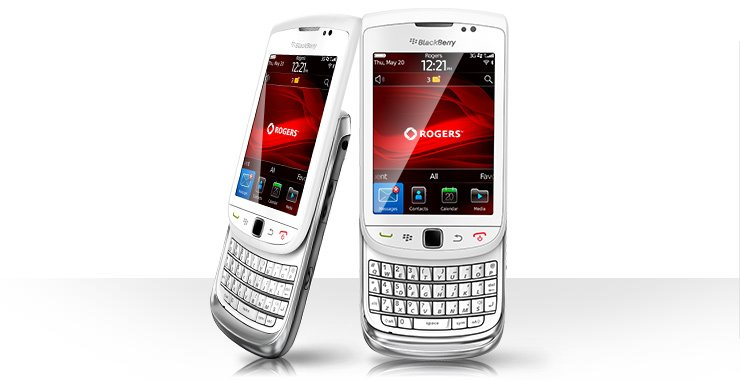 BlackBerry® Torch� 9800