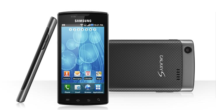 Samsung Galaxy S Captivate