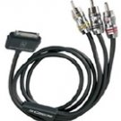 Scosche ShowTIME Audio Video Cable For iPhone 3G