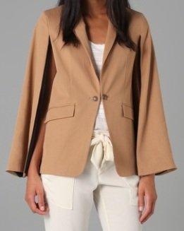 Cape Jacket