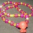 Monkey necklace 3