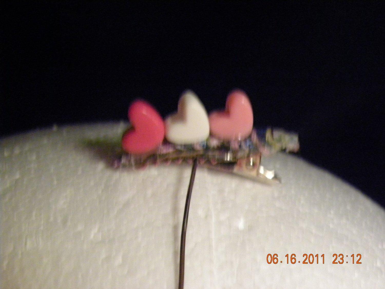 3 hearts clip