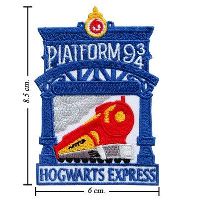 SCI Harry Potter Platform Hogwarts Express Iron Patch