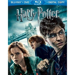 Harry Potter And The Deathly Hallows Part 1 BD
