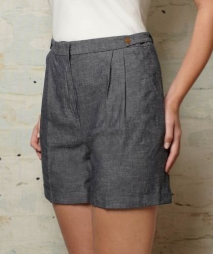 Fred Perry High Waisted Shorts 8-12 RRP £67