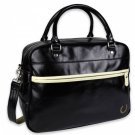 Fred Perry Overnight Bag Holdall Black Ecru or Ivy green
