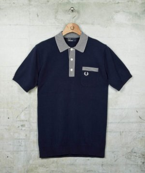 Machine Embroidery Placement Polo Shirt