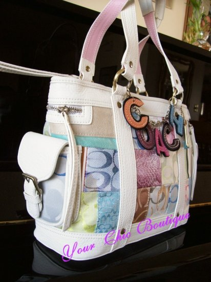 Coach 2007 Spring Patchwork