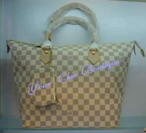 Louis Vuitton Damier Azur Saleya