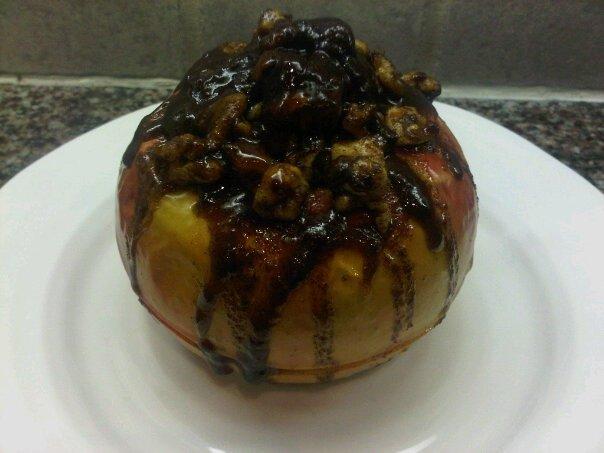 Honey Walnut and Apple