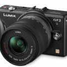 Panasonic Lumix 12.1MP Interchangeable Lens Camera with 14-42mm Lens