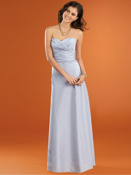 Designer Strapless Evening Dress Cocktail Prom Bridesmaid Wedding