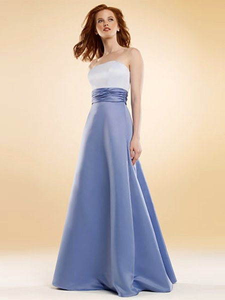 Elegant Strapless Cocktail Sexy 2011 Evening Dress Prom Bridesmaid Wedding