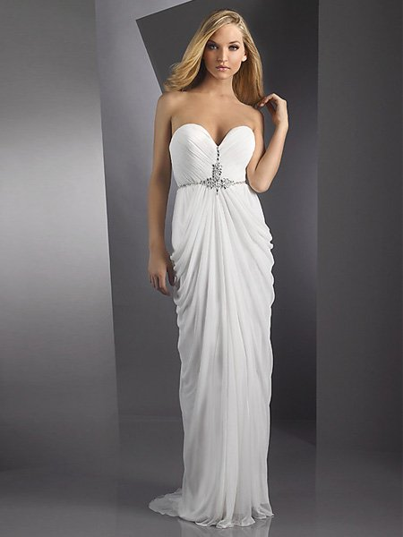 Custom- Strapless Sweetheart Evening Dress Cocktail Prom Bridesmaid Wedding
