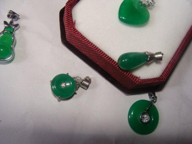 Jade necklace