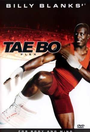 Billy's Bootcamp: Tae Bo DVD Video