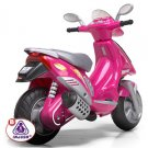 Scooter Duo Pink 6v Battery Operated Ride on Toy