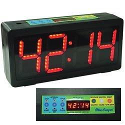 MacGregor Sports Timer Count Up Or Down Clock