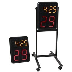 Basketball Wireless Shotclocks & Controller