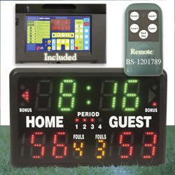 Replacement Remote for Tabletop Scoreboards SK2229R or SK999