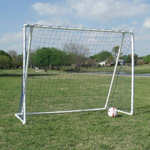 Funnet Soccer Goal 7'H x 10'W x 5'D For Outdoor Use