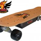 EMAD 600W ELECTRIC SKATEBOARD TOP SPEED 19MPH MAX WEIGHT 330 LBS.