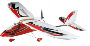 Wing Dragon 500 RTF RC Airplane With Onboard Video Camera 55.1 Inch Wingspan