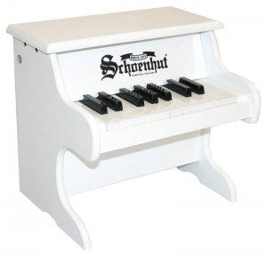 Schoenhut 18 Key My First Piano 1822W Kids Toy Musical instrument