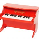 Red 25 Key My First Piano II Schoenhut Kids Musical Instrument 2522R