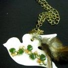 Bird-Feather Necklace