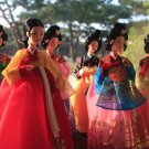 Korean Court Dress Doll Set