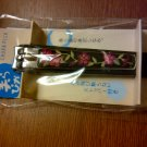 Okinawan Flower Design Nailclipper