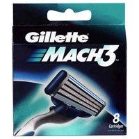 Gillette - Mach 3 (8 pack)