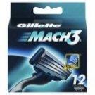 Gillette - Mach 3 (12 pack)
