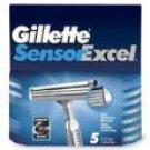 Gillette Sensor Excel (5 pack)