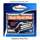 Personna - Twin Pivot Plus (Replaces Auto Plus)