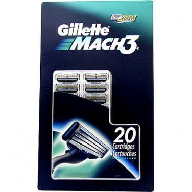 Gillette - Mach 3 (20 pack)