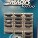 Gillette - Mach 3 Turbo (24 pack)
