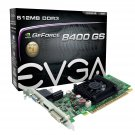 EVGA GeForce 8400 GS 512 MB DDR3 PCI-Express 2.0
