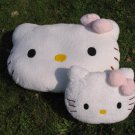 Sanrio Hello Kitty head plush cushion (large)