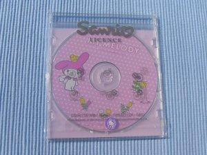 Sanrio CD-R My melody