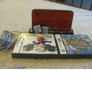 Nintendo DSi XL Anniversary Edition With Tons Of EXTRAS