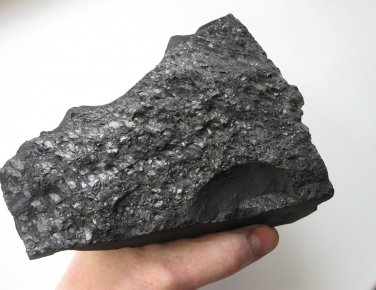 Rough Shungite Stone / Healing Crystal Karma Reiki #911 985gr  Rare, Natural, Shungit, Schungit