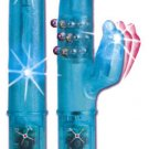Silicone Lighted Double dildo Arouser
