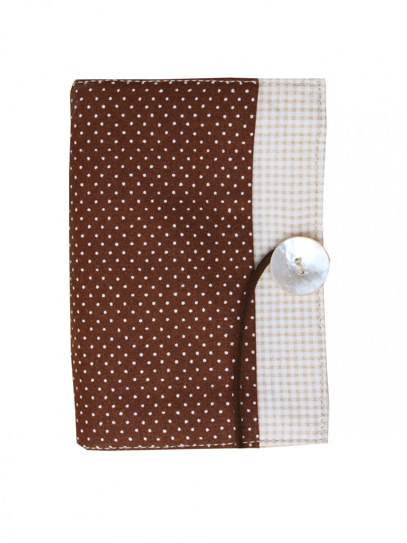 TonTubTim credit card / business card holder: Brown