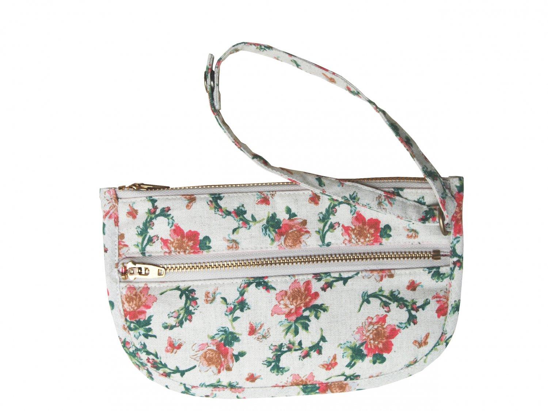TonTubTim Duo zipper bag: Red