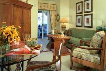 Sheraton Desert Oasis Resort Spring Training 2012 Large 1BR Condo Rentals