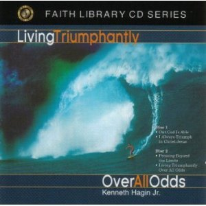 Living Triumphantly on 2 Audio CDs by Kenneth Hagin Jr. [Audio CD]