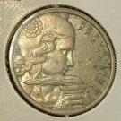 FRANCE 1955 100 Francs -- KM919.1 -- AU