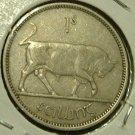 IRELAND 1951 Shilling -- KM14a -- XF